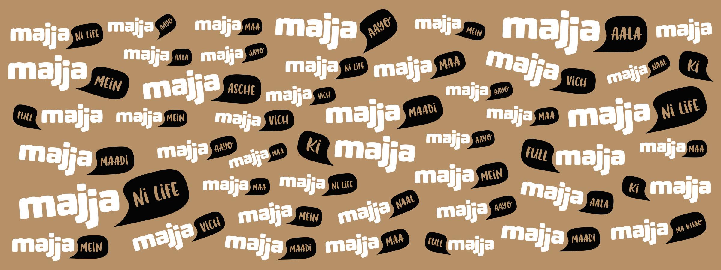 Majja-language-pattern