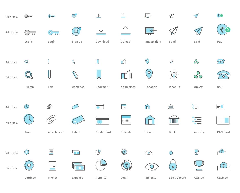 UI-Icons