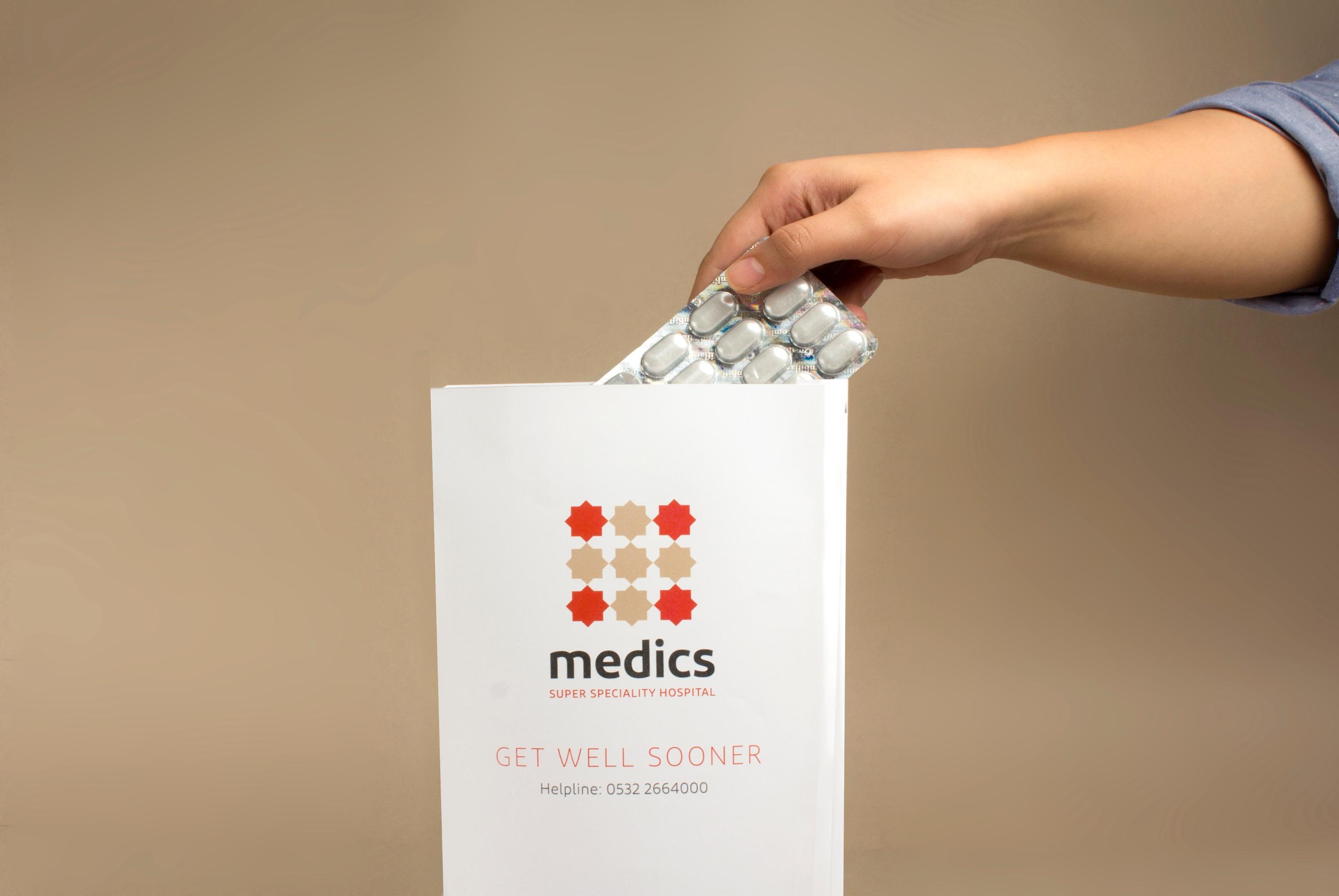 medicine-bag