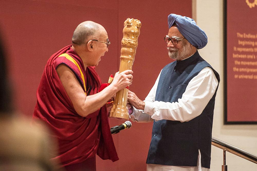 Celebrating His Holiness   The Dalai Lama