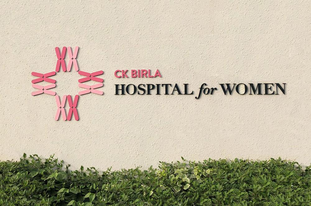 Branding a Women's Hospital   CK Birla Group