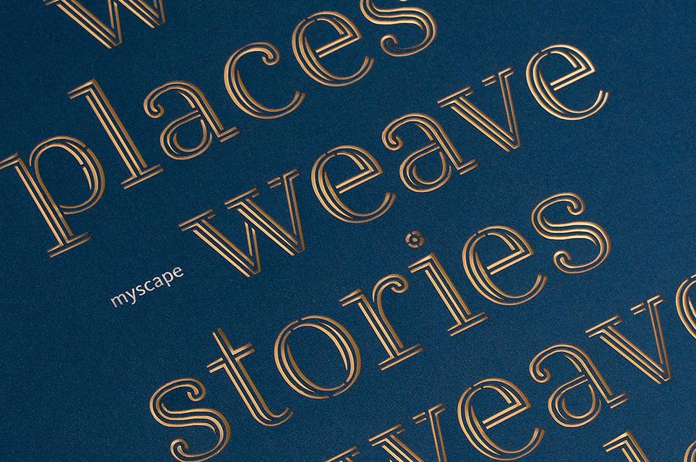 Commercial Property Brochure | Myscape Weave