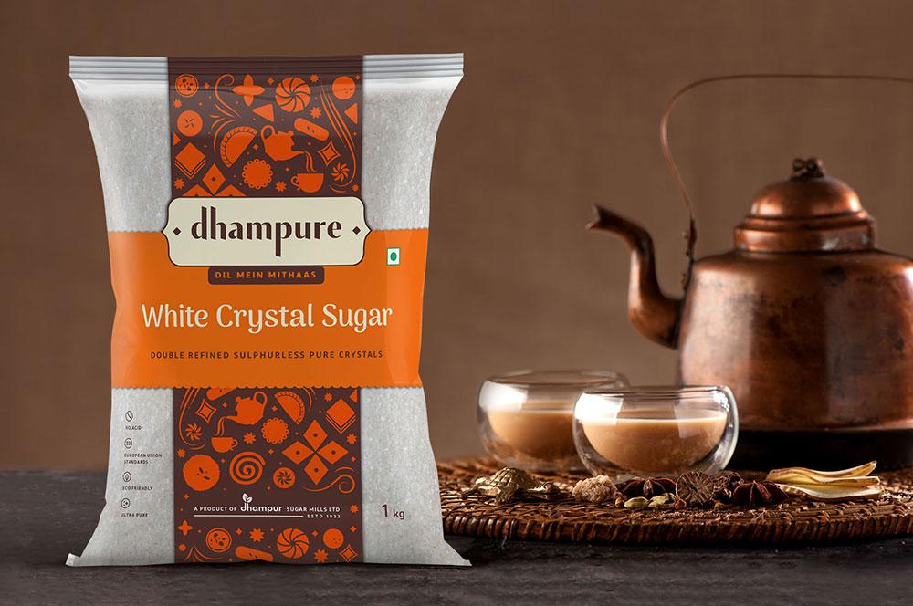 Rebranding a Pioneer Sugar Brand | Dhampure