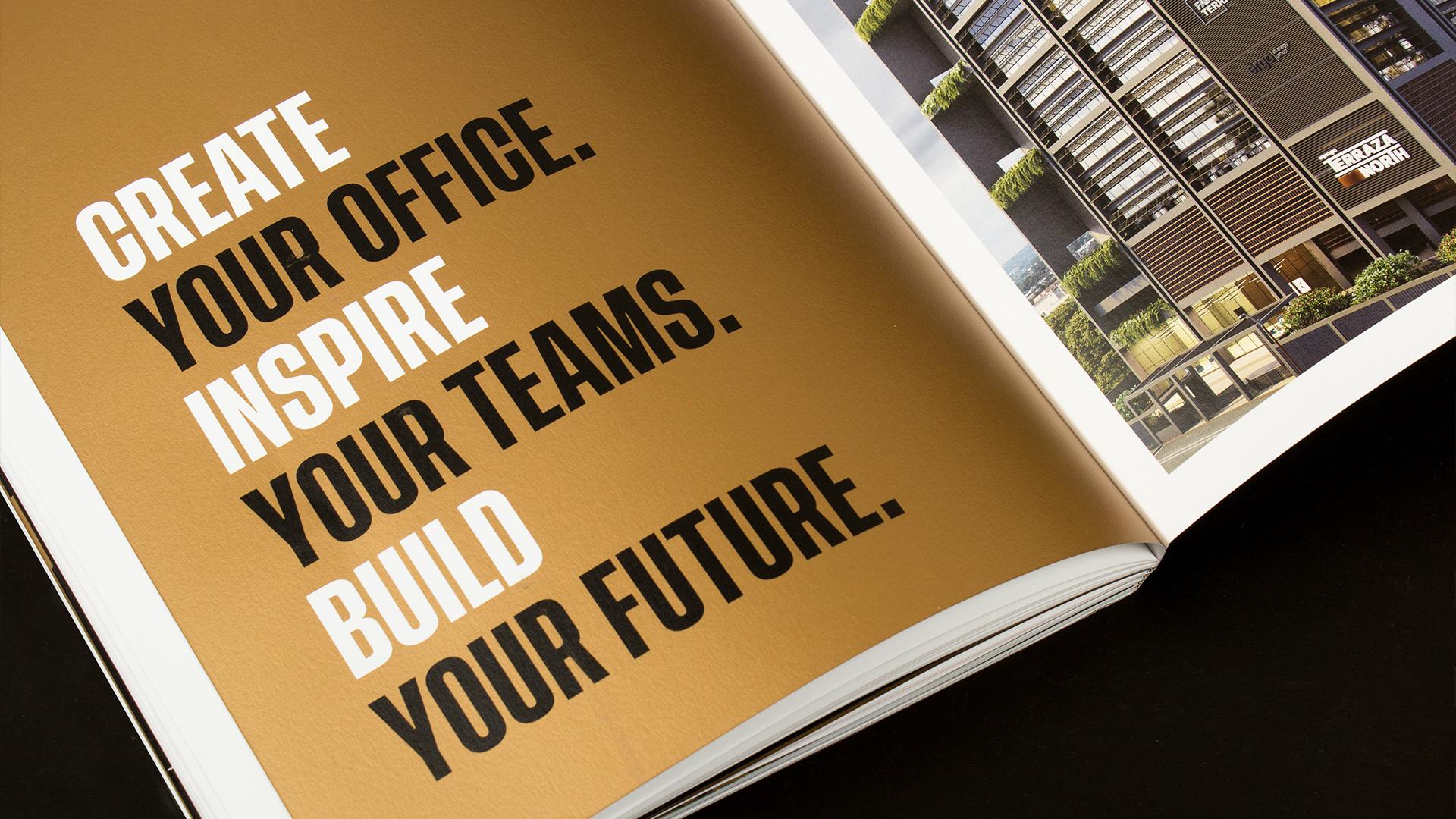 Create Inspire build