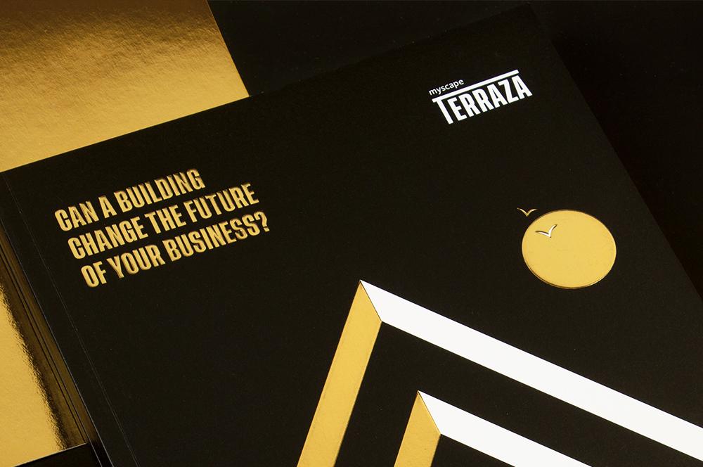 Commercial Property Brochure | Myscape Terraza