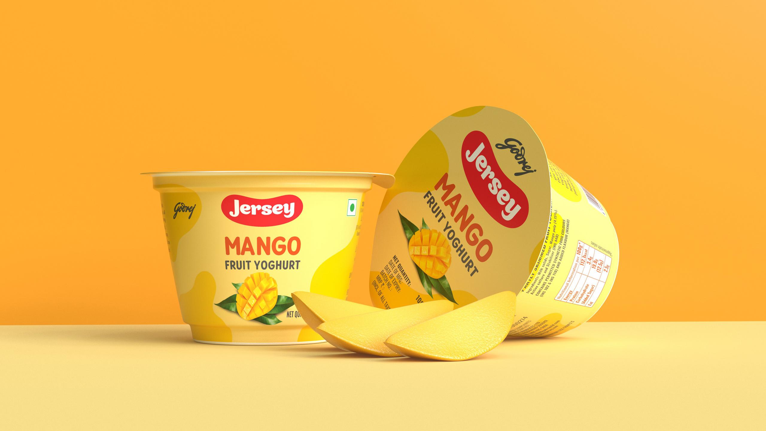 Mango-YOghurt
